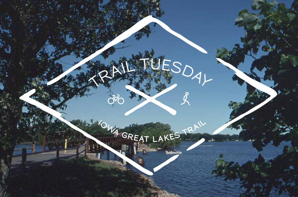 Trail Tuesday: Iowa Great Lakes
