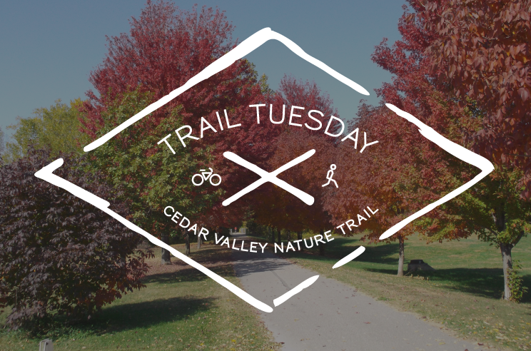 Trail Tuesday - Cedar Valley Nature Trail